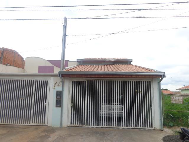 Casa  residencial à venda, Loteamento Remanso Campineiro, Ho...
