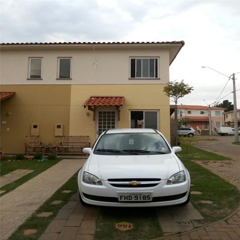 Sobrado  residencial à venda, Jardim Interlagos, Condomínio ...