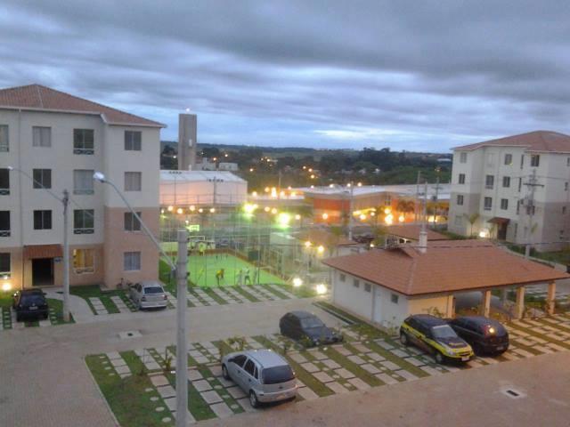 Apartamento  residencial à venda, Vila São Francisco, Hortol...