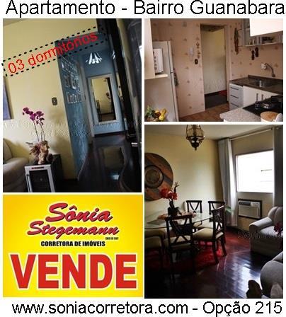 Imagem Apartamento Joinville Guanabara 1793365