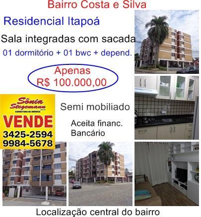 Imagem Apartamento Joinville Costa e Silva