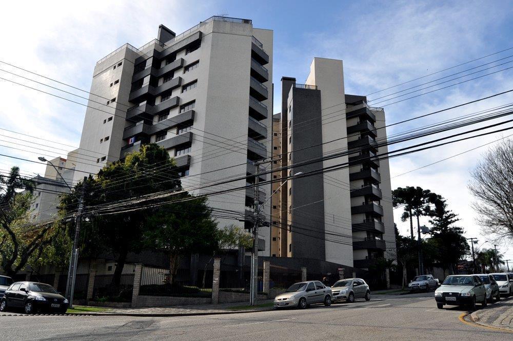 apartamentos para comprar em curitiba centro