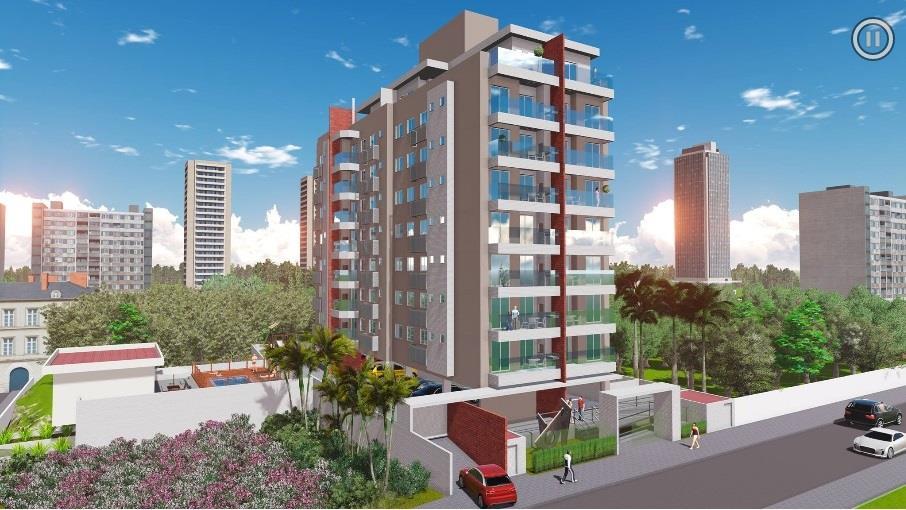 Cobertura residencial à venda, Capoeiras, Florianópolis