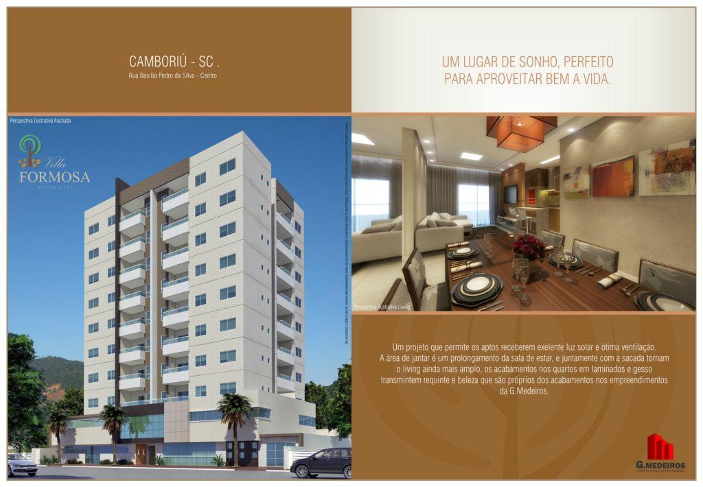 Apartamento residencial à venda, Centro, Camboriú. de Real MAP Imóveis.'
