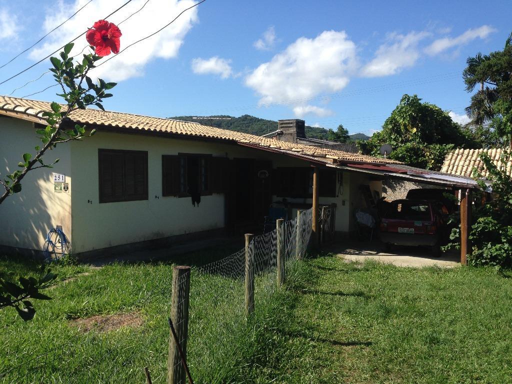 Casa 3D. no entre o Rio Tavares e Novo Campeche