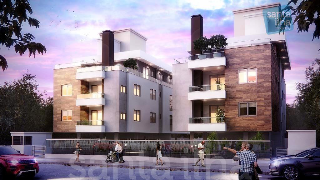 Apartamento 2 dormitórios residencial à venda, Campeche, Flo...