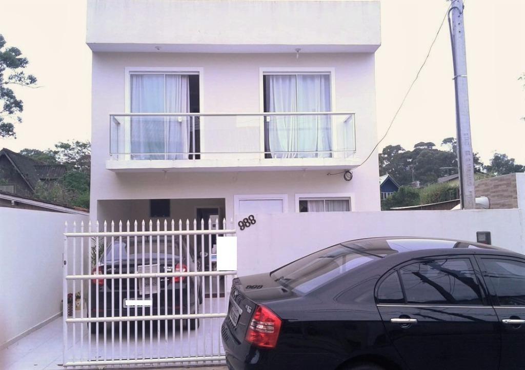 Casa individual 3d (1 suíte) com piscina no Campeche