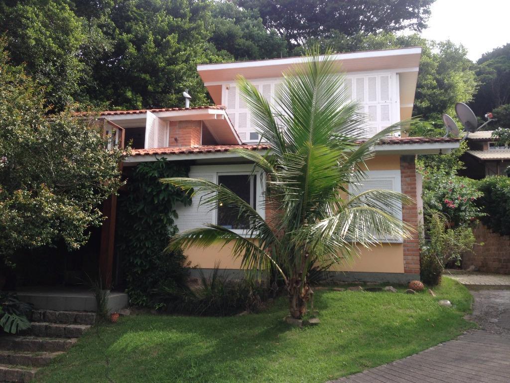 Casa linda com vista para a Lagoa da Conceição