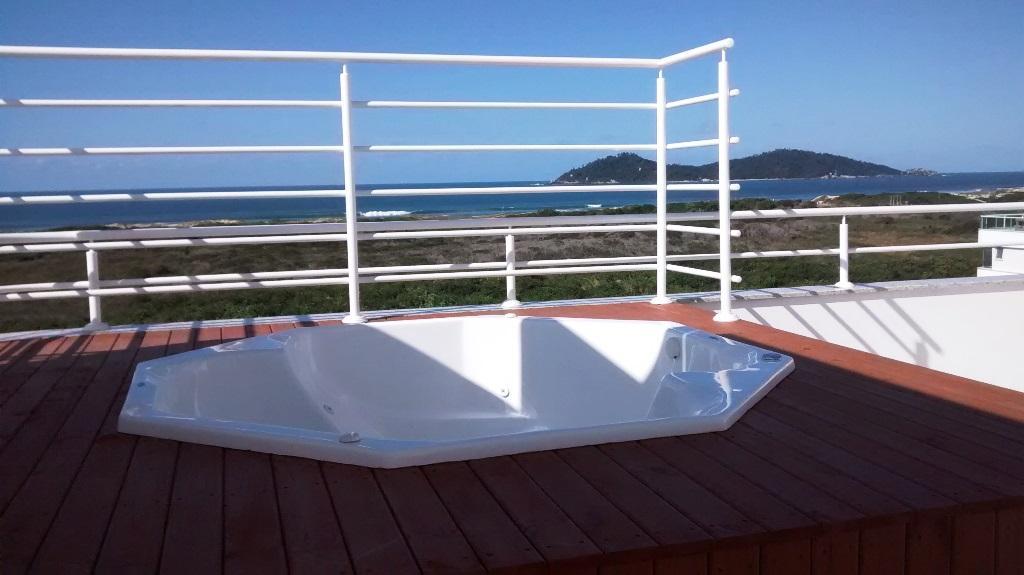 Fantástica Cobertura Duplex com vista mar eterna na praia do...