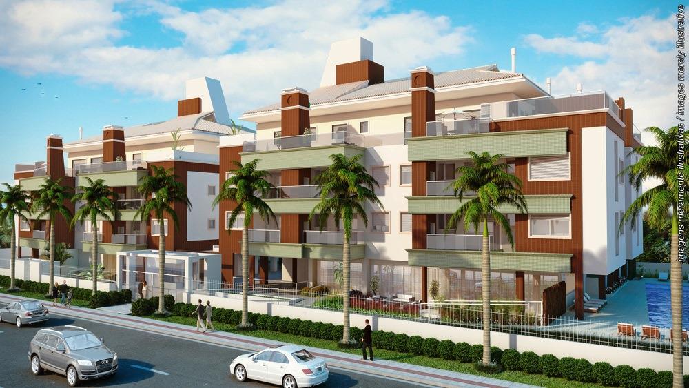 Apartamento 3 quartos próximo a praia do Campeche