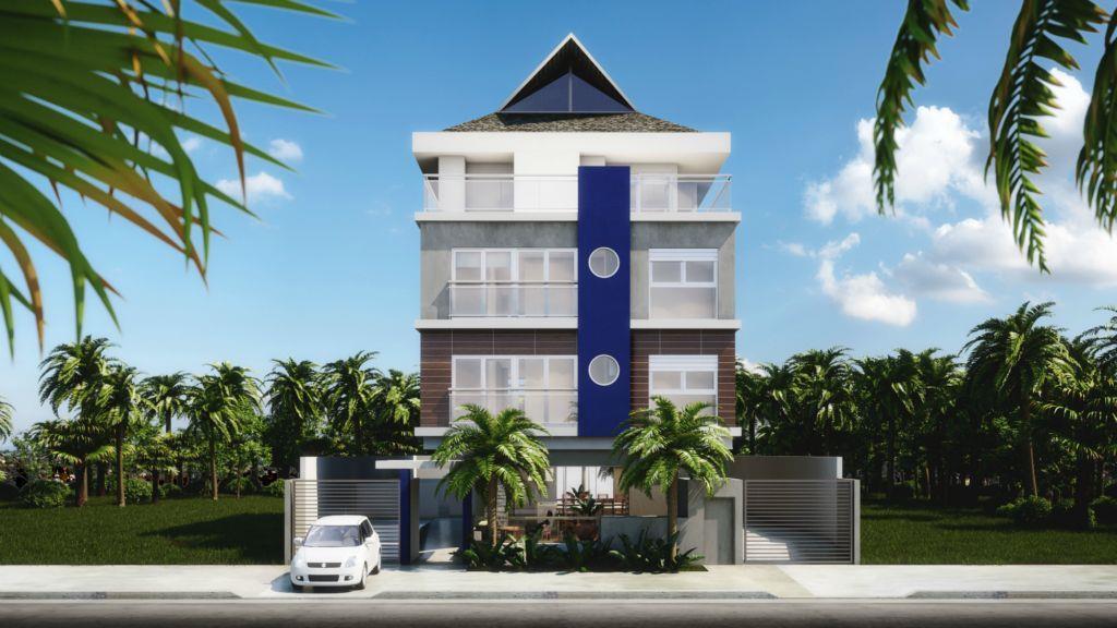 Ótimo apartamento a 400 metros da praia do Campeche