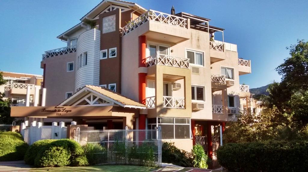 Apartamento 4 dormitórios no Saulo Ramos, Lagoa da Conceição