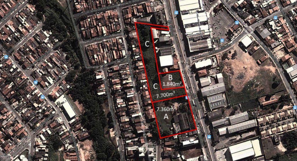 Terreno, Vila Olímpia, Sorocaba (1325366)