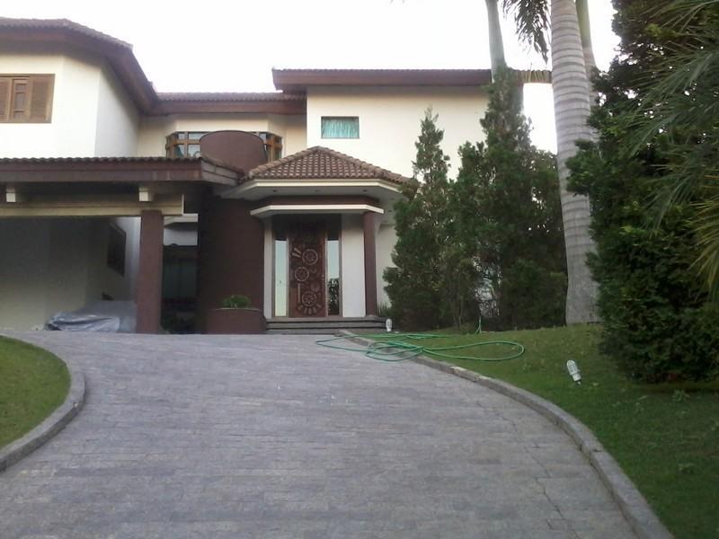 Casa 5 Dorm, Condomínio Rancho Dirce, Sorocaba (1325253)