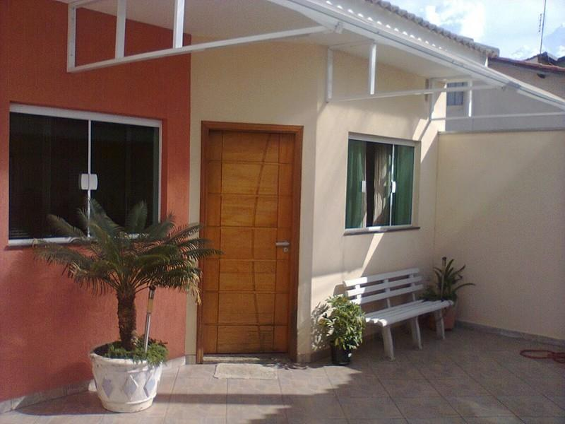 Casa 3 Dorm, Jardim Santa Bárbara, Sorocaba (1325442)