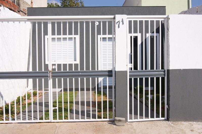 Total Imóveis - Casa 1 Dorm, Parque Vitória Régia - Foto 2