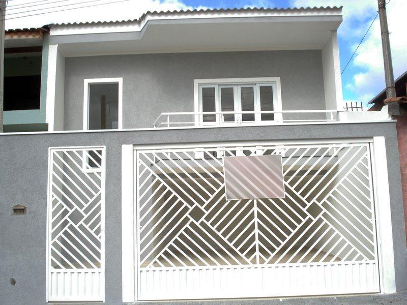 Total Imóveis - Casa 3 Dorm, Wanel Ville, Sorocaba