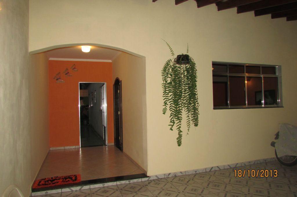 Total Imóveis - Casa 2 Dorm, Jardim Bonsucesso