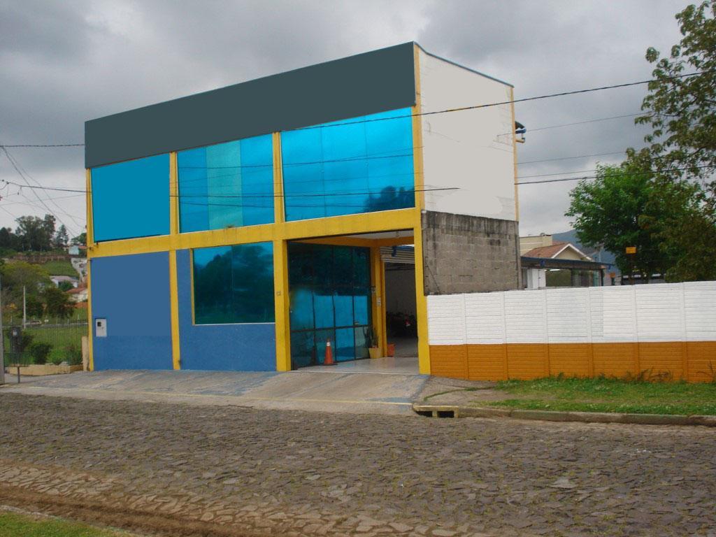 Pr�dio Centro Sapiranga