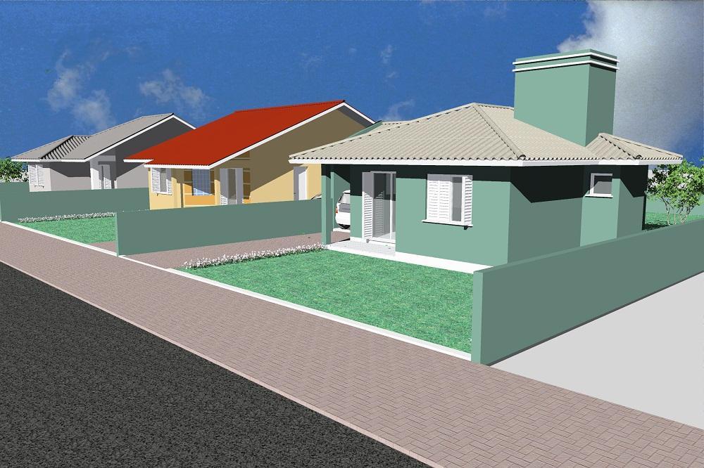 Casa Centen�rio Sapiranga