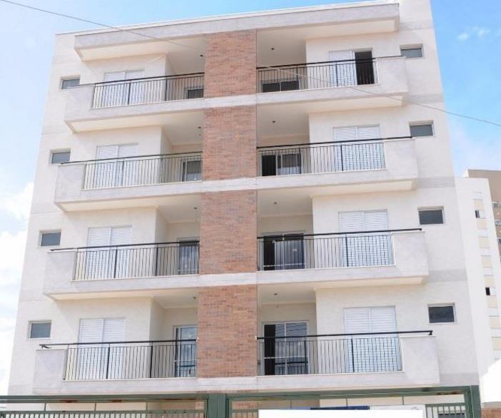 Apartamento residencial à venda, Vila Progresso, Sorocaba - AP2256.