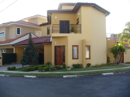Casa residencial à venda, Condomínio Vila Inglesa, Sorocaba - CA3235.