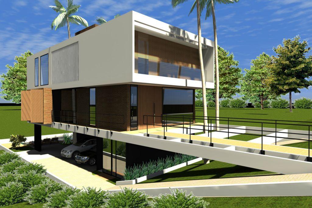 deck jardim sorocaba:Casa residencial à venda, Alphaville Nova Esplanada I, Votorantim.