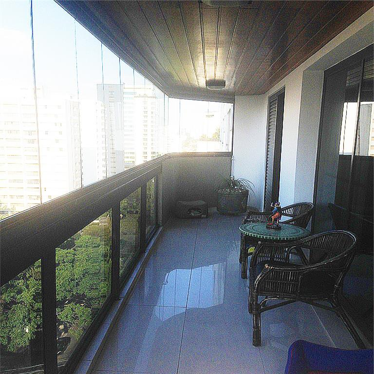 Cobertura à venda, Campo Belo, São Paulo