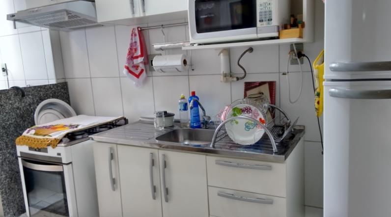 Apto 2 Dorm, Vila Mercês, Carapicuiba (AP11271) - Foto 5