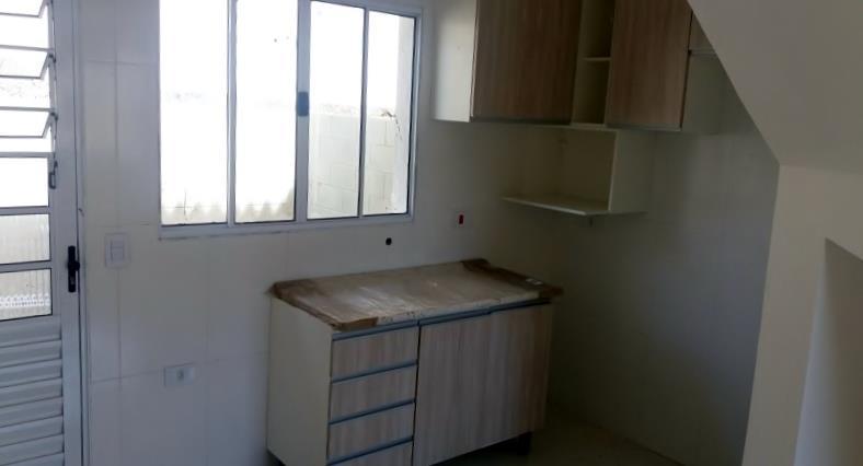 Casa 2 Dorm, Jardim dos Pereiras (caucaia do Alto), Cotia (SO1496) - Foto 8