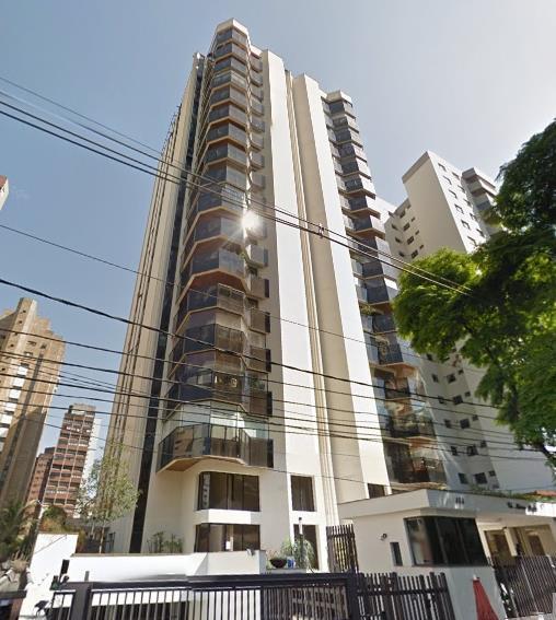ISF Imóveis - Apto 4 Dorm, Moema, São Paulo