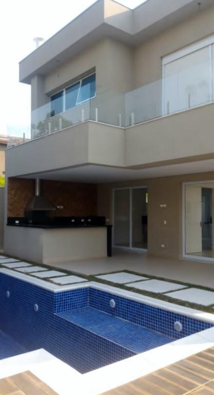 Casa 4 Dorm, Residencial 11, Santana de Parnaiba (CA0602)