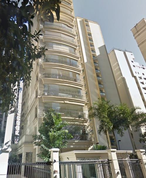 Apto 4 Dorm, Higienópolis, São Paulo (AP8642)