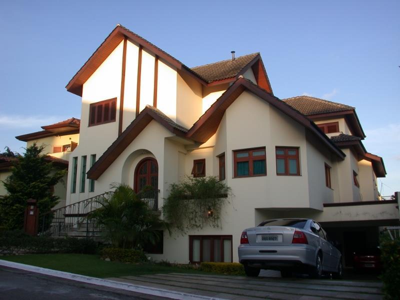 Casa 6 Dorm, Residencial Cinco (alphaville), Santana de Parnaiba