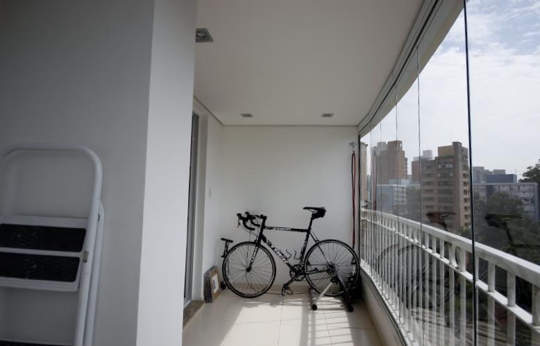 Apto 2 Dorm, Real Parque, São Paulo (AP9058) - Foto 9
