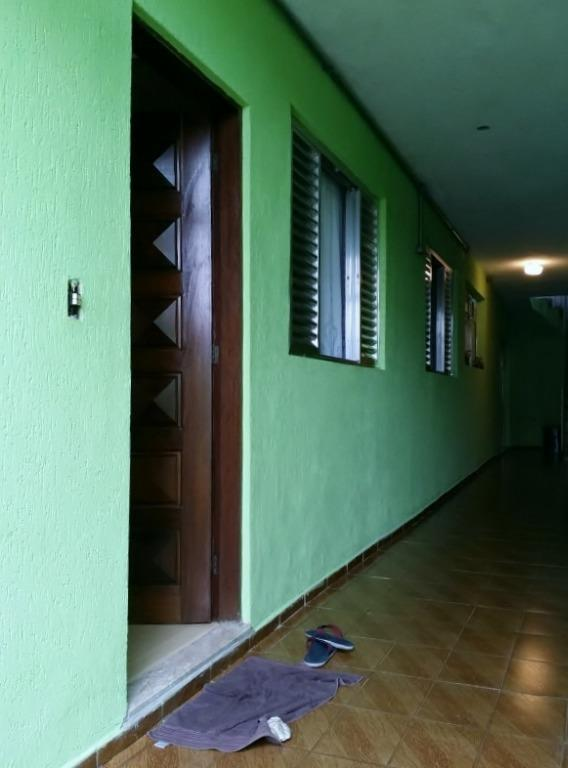 Casa 2 Dorm, Jardim d Abril, Osasco (SO2110) - Foto 4