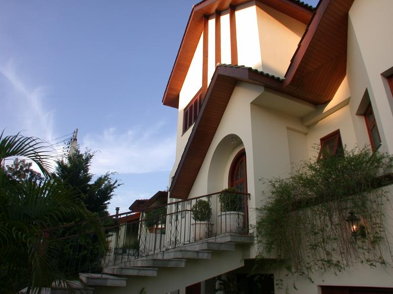 Casa 6 Dorm, Residencial Cinco (alphaville), Santana de Parnaiba - Foto 3