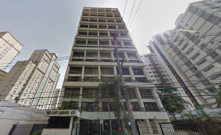 Apto 1 Dorm, Jardim Paulista, São Paulo (AP11786)