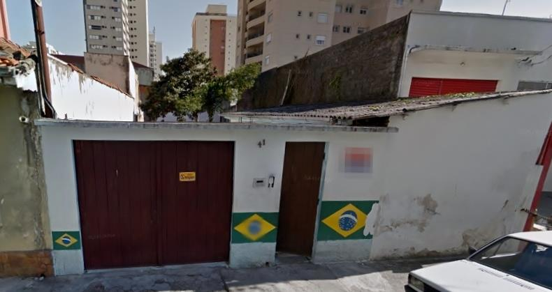 Terreno, Chácara Santo Antônio (zona Sul), São Paulo (TE0295)