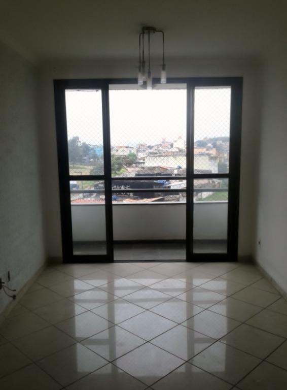 Apartamento com 3 dormitórios à venda, 60 m² por R$ 276.000,00 - Jaguaribe - Osasco/SP