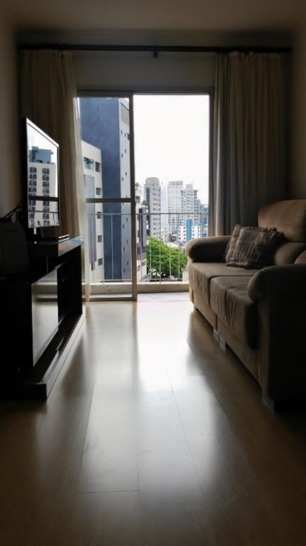 Apto 2 Dorm, Vila Mariana, São Paulo (AP10061)