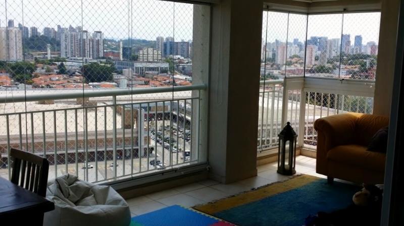 Apto 3 Dorm, Santo Amaro, São Paulo (AP10714) - Foto 6