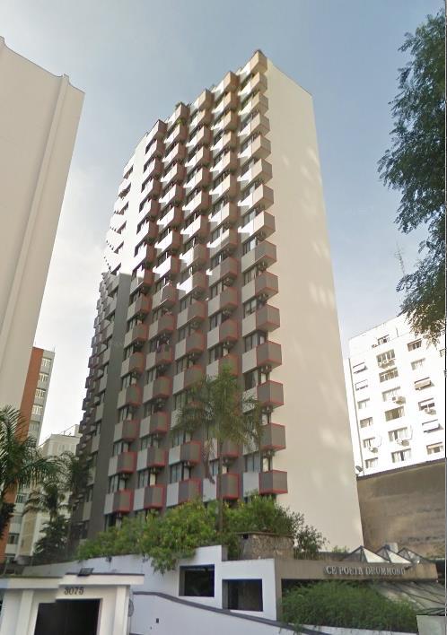 Apto 1 Dorm, Jardim América, São Paulo (AP12023)