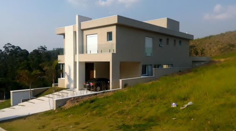 Casa 4 Dorm, Residencial 11, Santana de Parnaiba (CA0602) - Foto 3