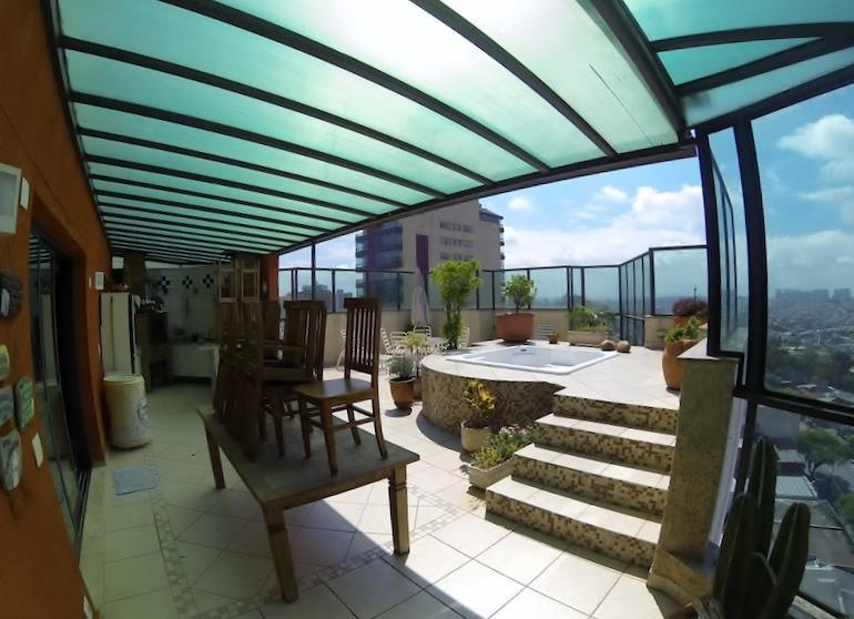 ISF Imóveis - Cobertura 5 Dorm, Alto da Boa Vista - Foto 4