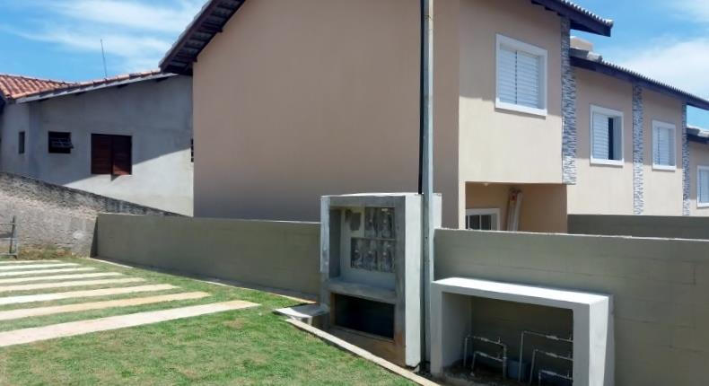 Casa 2 Dorm, Jardim dos Pereiras (caucaia do Alto), Cotia (SO1496) - Foto 4