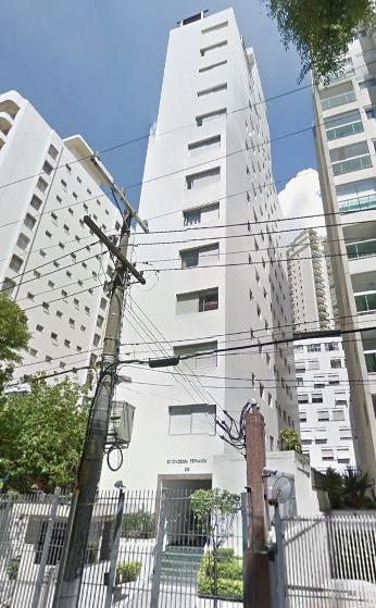 Apto 2 Dorm, Higienópolis, São Paulo (AP11755)