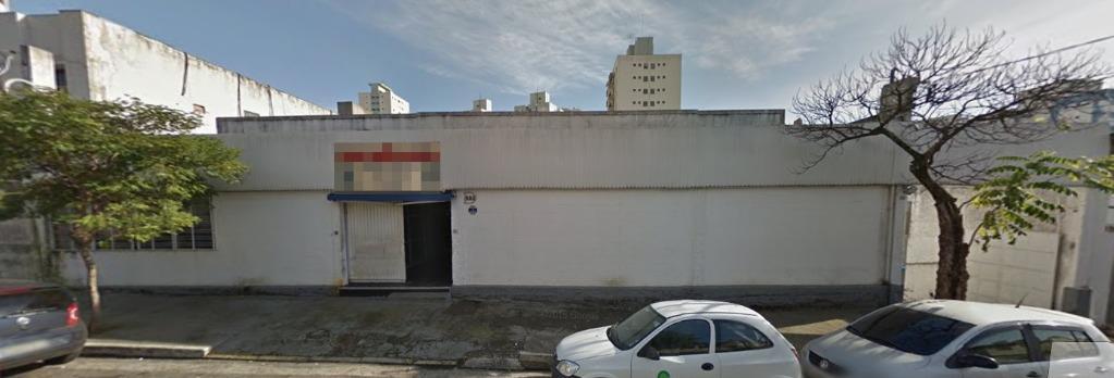 Galpão, Saúde, São Paulo (GA0164)
