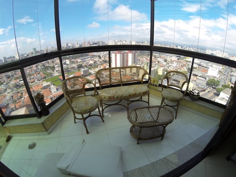 ISF Imóveis - Cobertura 5 Dorm, Alto da Boa Vista - Foto 11