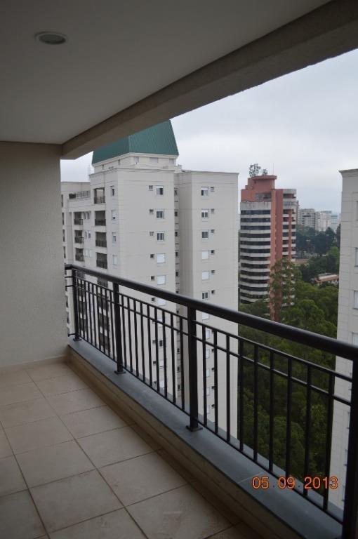 Cobertura 3 Dorm, Morumbi, São Paulo (CO0416)